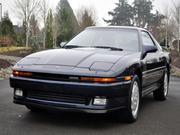 1987 TOYOTA 1987 - Toyota Supra