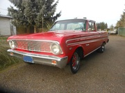 Ford Only 1000 miles Ford Falcon deluxe