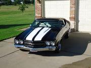 1970 Chevrolet Chevelle 396 engine