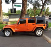 2010 Jeep Wrangler 1541 miles