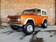 1975 Ford Bronco Bronco