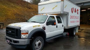 2009 Ford F-450 4 Door Crew Cab