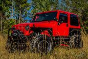 2004 Jeep Wrangler 98 miles