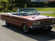 1967 Plymouth Satellite GTX